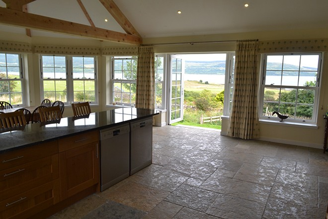 Mull Ardnacross The Stables kitchen