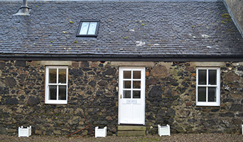 mull self catering byre