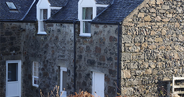Ardnacross Farm - the Square Self Catering Accommodation - Mull