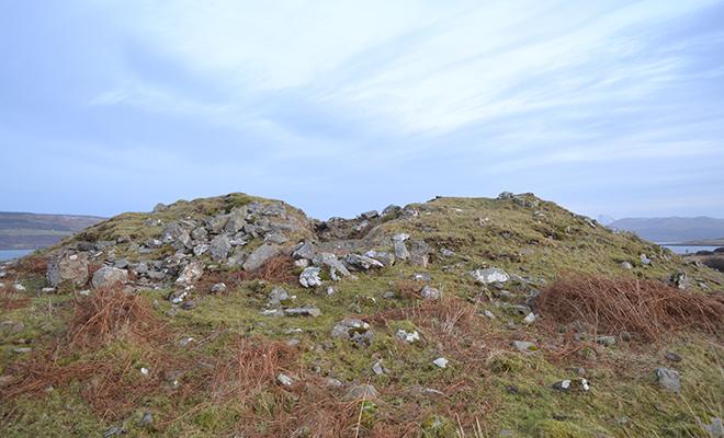 Broch Ardnacross Mull